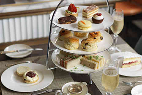 The Athenaeum Hotel - Luxury Afternoon Tea for Two - Save 35%