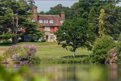 Champneys Forest Mere Luxury Resort - One Night Spa Break for Two - Save 0%