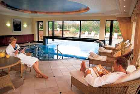 Fredricks Hotel and Spa - Revitalising Spa Day with Champagne Lunch - Save 0%