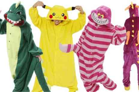 Groupon Goods Global GmbH - Costume Hooded Pyjamas - Save 67%