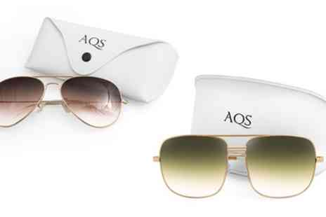Aquaswiss - AQS Sunglasses in Choice of Style With Free Delivery - Save 0%
