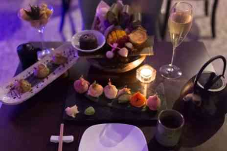 Nozomi - Japanese Afternoon Tea with an Optional Cocktail or Champagne - Save 40%