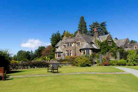 Lake District Country Hotels - One or Two night Lake District stay for two with breakfast and cream tea - Save 38%