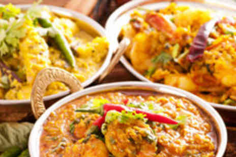 The Queens Head - Award winning two course Indian meal for 2 people - Save 54%