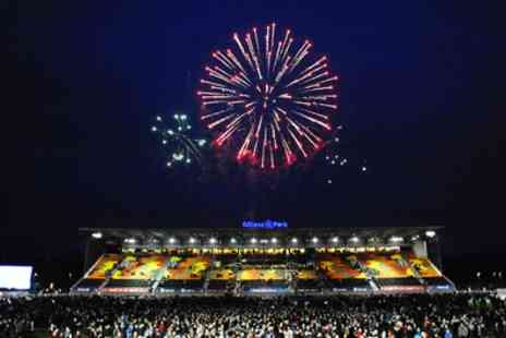 Allianz Park - Allianz Park Fireworks Night on 6 November at 7.30 p.m. - Save 0%