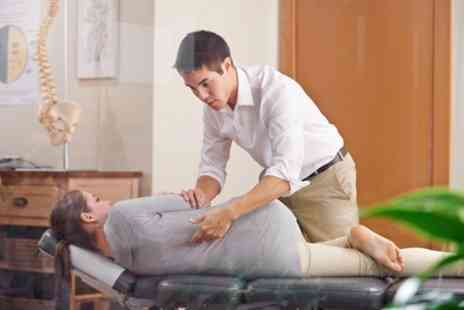 Spitalfields Osteopathy - Osteopathic Consultation and Treatment - Save 0%