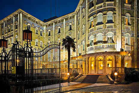 Grande Albergo Ausonia & Hungaria - Four Star 2 nights Stay in a Deluxe Room - Save 70%