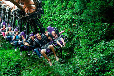 Chessington World of Adventures  - Visit to Chessington World of Adventures Resort with a One Day DigiPass for Two Adults - Save 0%