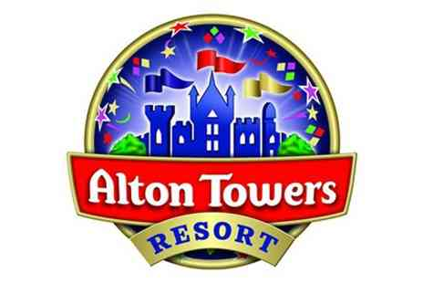 Alton Towers Resort - Visit to Alton Towers Resort with a One Day DigiPass for Two Adults and Two Children - Save 0%