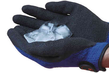 Easy Off Gloves - Winter Ice Gloves - Save 0%