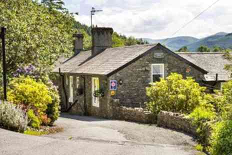 Ravenstone Lodge - Keswick AA Rosette Awarded Meal & Bubbly for 2 - Save 48%
