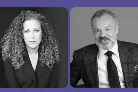 The Telegraph - An Evening with Graham Norton and Jodi Picoult on 21 November - Save 54%