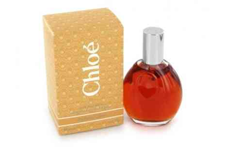 Groupon Goods Global GmbH - Chloe 90ml EDT for Her - Save 51%
