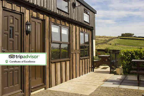 Westfield Lodge - Two night Yorkshire Pennines break in a self catered apartment for two - Save 51%
