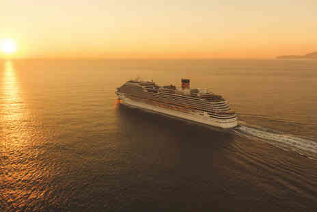 Book In Style - Seven night full board Mediterranean cruise with flights - Save 0%