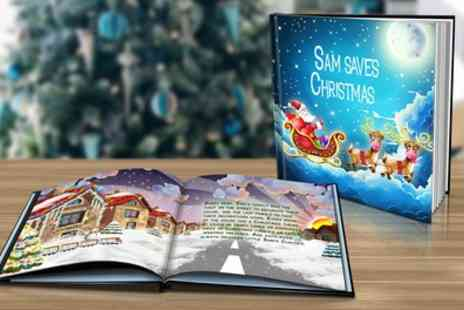 Dinkleboo - Personalised Christmas Story Book - Save 87%