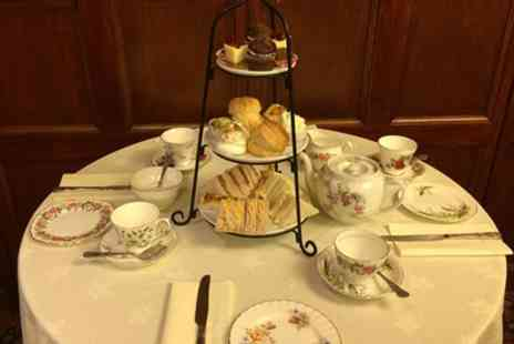The Best Western Bell Hotel Driffield - Afternoon Tea for Two or Four - Save 0%