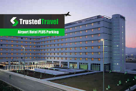 Trusted Travel - Airport hotel stay & free parking - Save 0%