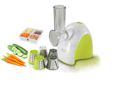 Trizinga - Sensio 5 in 1 vegetable slicer and grater - Save 56%