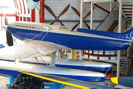 Solent Sky Museum - Entry for an Adult and a Child, Two Adults or a Family - Save 48%