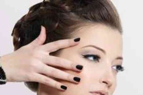 Natalies Beauty - Deluxe or gel manicure and pedicure - Save 70%