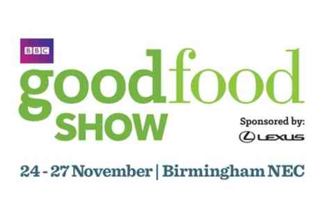 BBC Good Food Show - BBC Good Food Show One Afternoon Ticket on 24 To 27 November - Save 0%