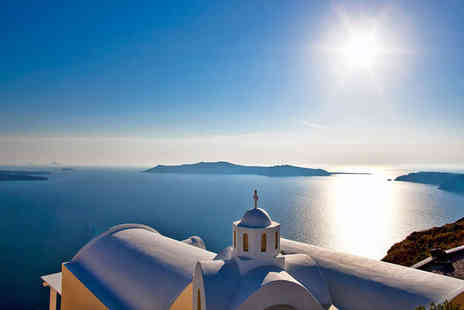 Greek Island Hopping - Four Star 8 nights Stay in a Standard Room - Save 61%