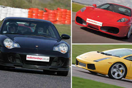Famous Circuits - Fabulous Three Driving - Save 33%