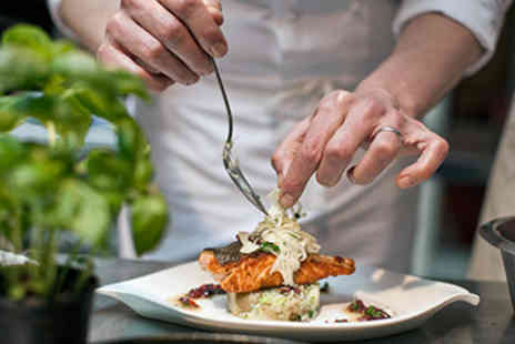 Latelier des Chefs - 90 Minute Cooking Class with Wine for Two - Save 25%