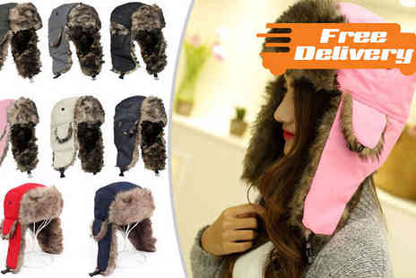 Bazaar me - Trapper Unisex Hat 8 Colours With Free Delivery - Save 50%