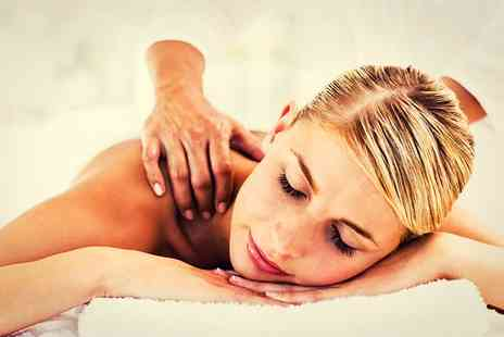 Casaville Massage Therapy - Back, Neck and Shoulder Massage - Save 0%