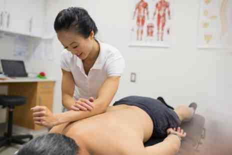 L J Sports Therapy - One Hour Sports Massage and Assessment - Save 60%