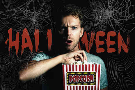 Prince and Princess of Wales Hospice - One car entry to a Halloween outdoor drive in cinema screening watch horror tastic Friday the 13th - Save 0%