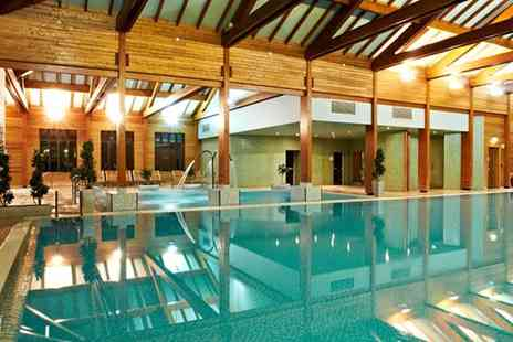 Bannatyne Spa - Bannatyne spa day for two with two treatments each and an afternoon tea - Save 0%