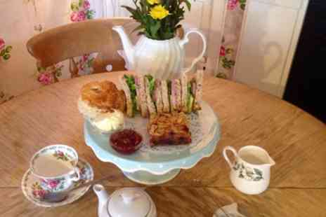 The Steyning Tea Rooms - Afternoon Tea for Two or Four - Save 37%