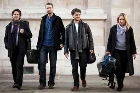Piatti Quartet - Entry to Piatti Quartet with Wine and Full Colour Programme at Old Royal Theatre on 10 December - Save 50%