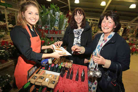 Hillmount Garden Centre - Large Yankee Candle and entrance to ladies Christmas open night - Save 55%