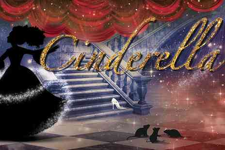 Lawrence Batley Theatre - Two tickets to the Cinderella Christmas pantomime - Save 50%