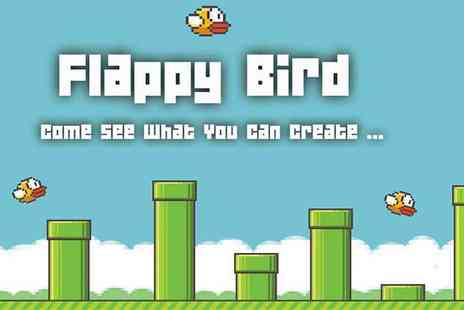 e courses4you - Online Flappy Bird game designer package - Save 87%