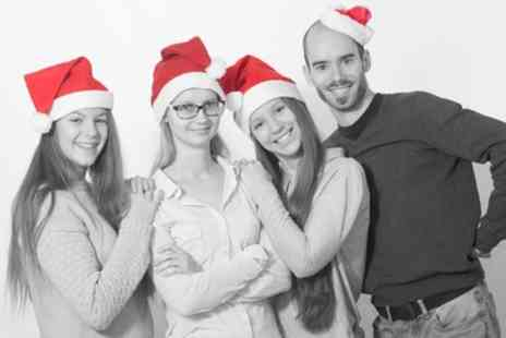 Sumpters The Image Makers - Christmas Themed Family Photoshoot with 10 Christmas Cards - Save 0%