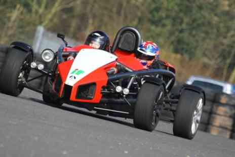 Driving Experiences 4 U - Ariel Atom Thrill Driving Experience - Save 61%