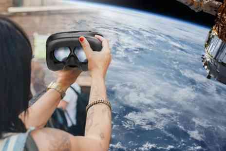 Virtually Reality - 30 Minute Virtual Reality Gaming with a Soft Drink for One or Two - Save 25%