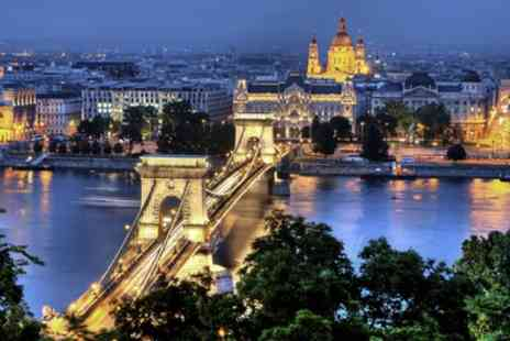 Budapestinside Kft - Up to 4 Nights at Bo18 Hotel Stay with Breakfast and an Optional Guided Sightseeing Tour - Save 47%