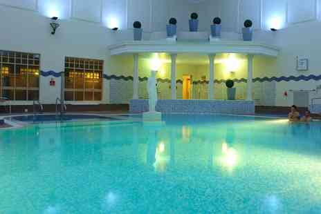 Belton Club and Spa - Your Discovery Experience Spa Day - Save 0%