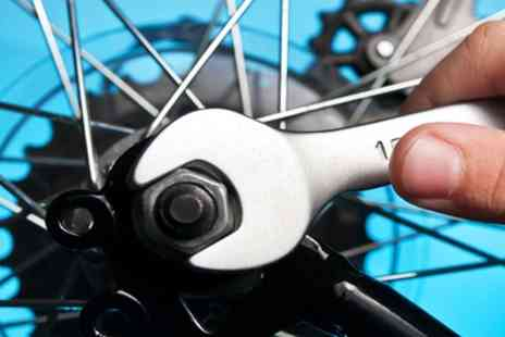 World of Cycles - Silver or Gold Bike Service - Save 51%