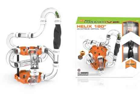 Groupon Goods Global GmbH - Hexbug Nano V2 Helix 180 Play Set - Save 57%