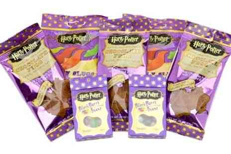 Groupon Goods Global GmbH - Harry Potter Candy Magic Bundle - Save 27%