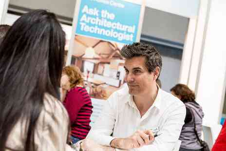 The Homebuilding & Renovating Show - Two tickets to The Northern Homebuilding & Renovating Show and a free copy of Homebuilding & Renovating magazine - Save 50%