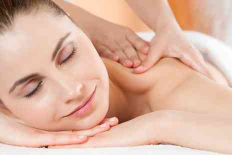 Pout2Perfection - Back, neck and shoulder massage - Save 75%