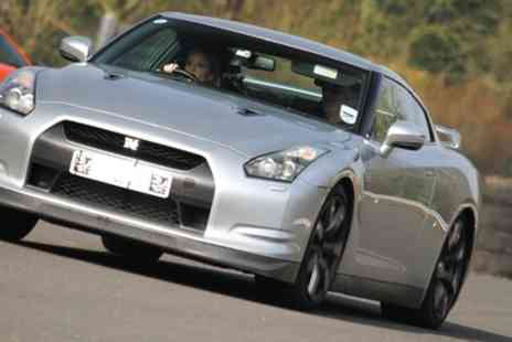 Driving Experiences 4 U - Nissan GTR Driving Experience - Save 61%